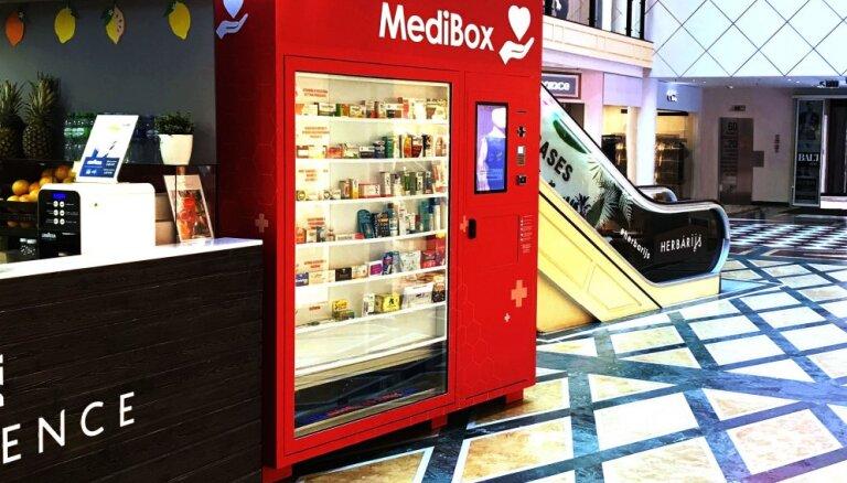 Automatizēto medikamentu tirdzniecības vieta nekorekti lieto nosaukumu 'aptieka'