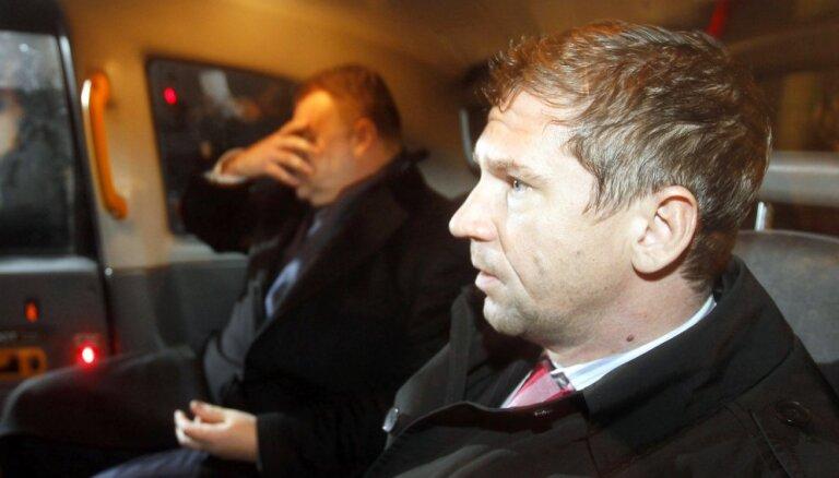 Экс-совладельцу Latvijas Krājbanka Антонову дали 2,5 года колонии по делу о хищении