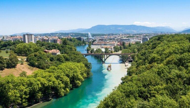 Četras savdabīgi apburošas vietas, kur satiekas dažādu krāsu upes