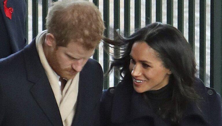 Невеста принца Гарри стала англиканкой