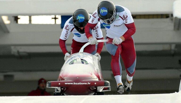 Впервые за 15 лет три экипажа Латвии — в ТОР-20