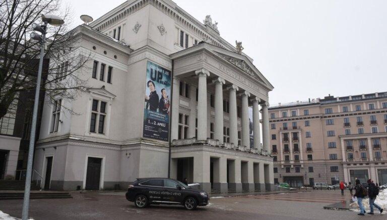 Izsludināts konkurss uz Latvijas Nacionālās operas un baleta valdi