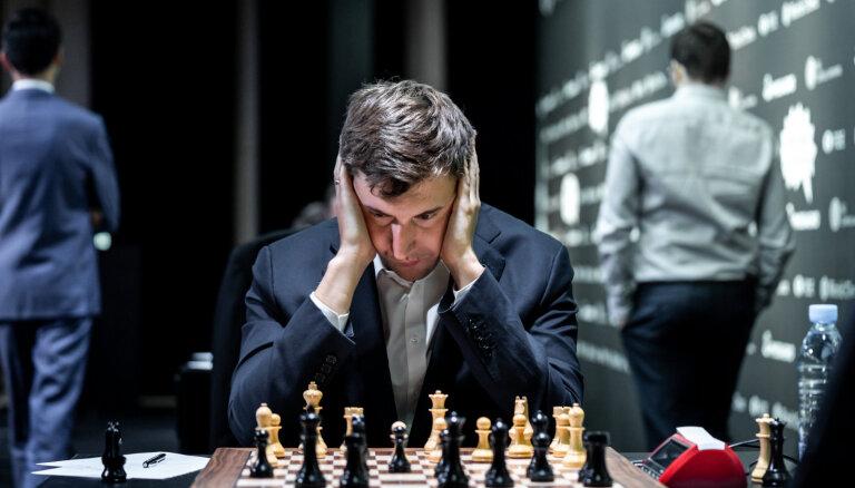 """Как заработать на шахматах? Сергей Карякин: """"Мечтаю сыграть партию с Путиным!"""""""