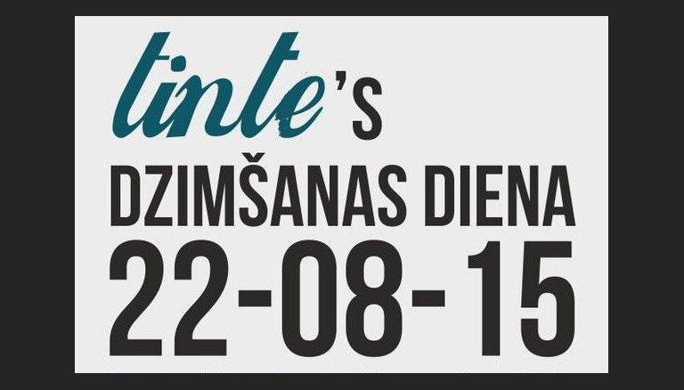 Brauc uz Valmieru svinēt bāra 'Tinte' piecu gadu jubileju