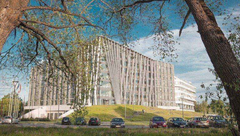 LU turpina kāpumu Eiropas un Centrālāzijas universitāšu reitingā