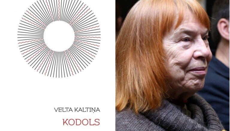 Izdots jauns dzejnieces Veltas Kaltiņas krājums 'Kodols'