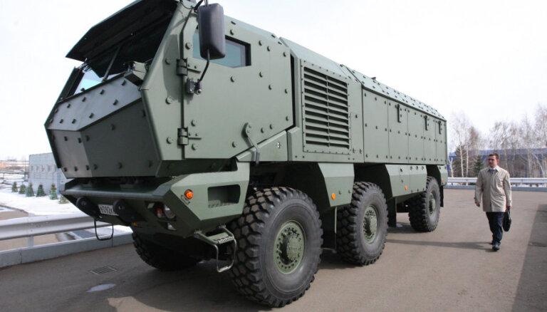 """""""КАМАЗ"""" начнет перевозить детали между заводами при помощи беспилотников"""