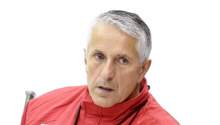 Latvijas hokeja izlases treneris Bobs Hārtlijs: nav jēgas iet laukumā, ja netici uzvarai