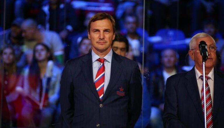 Sergejs Fjodorovs apstiprināts par Maskavas CSKA galveno treneri