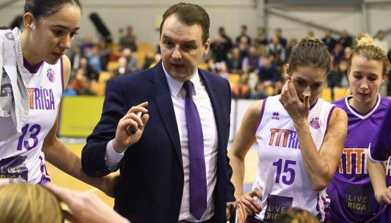 'TTT Rīga' basketbolistes triumfē Latvijas un Igaunijas apvienotajā čempionātā