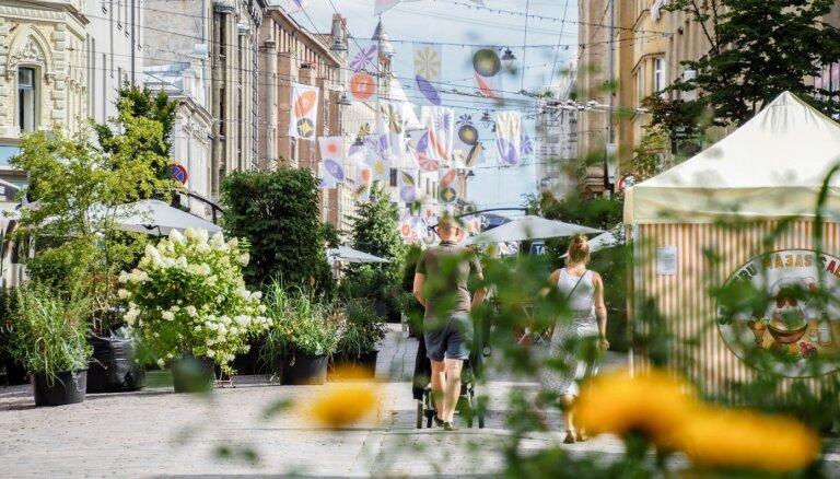 Rīgā norisināsies kultūras programma visas vasaras garumā; aicina pieteikties radošo industriju pārstāvjus