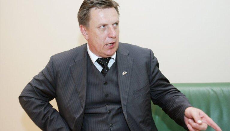 Кучинскис о новой коалиции: очень не хотел бы вести переговоры с маленькими партиями