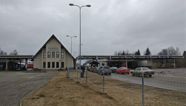 Par 6 miljoniem eiro pārbūvēs Terehovas robežpunktu