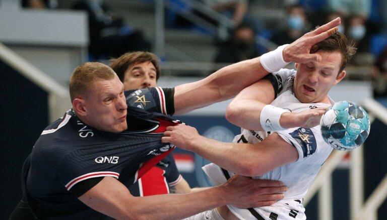 Krištopāns un PSG iekļūst EHF Čempionu līgas 'Final Four'