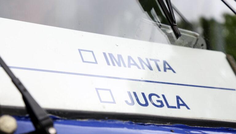 Avārijas dēļ Rīgā kavējas vairāku maršrutu tramvaji