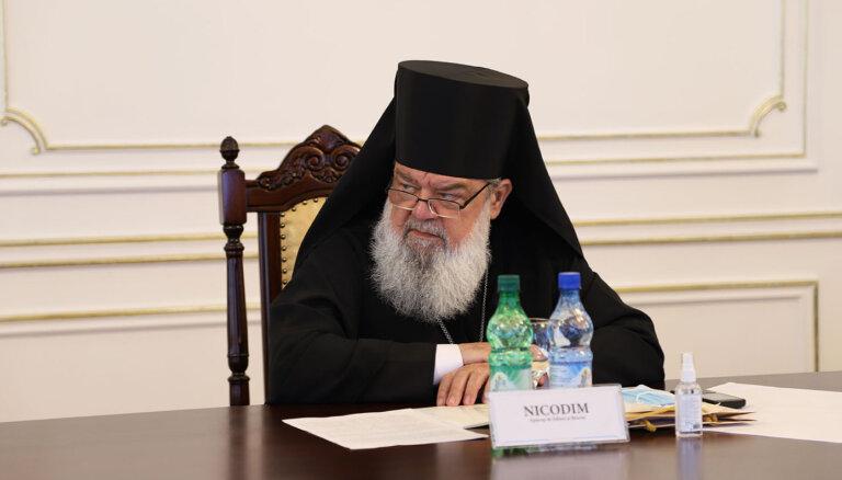Covid-19: Moldovas Pareizticīgā baznīca pieprasa nepieļaut cilvēku obligātu čipošanu ar vakcīnām