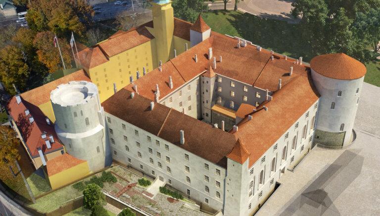 Выдвинуты три кандидатуры на пост президента Латвии