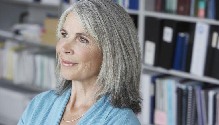 Седеем элегантно: советы для красивых перемен цвета волос