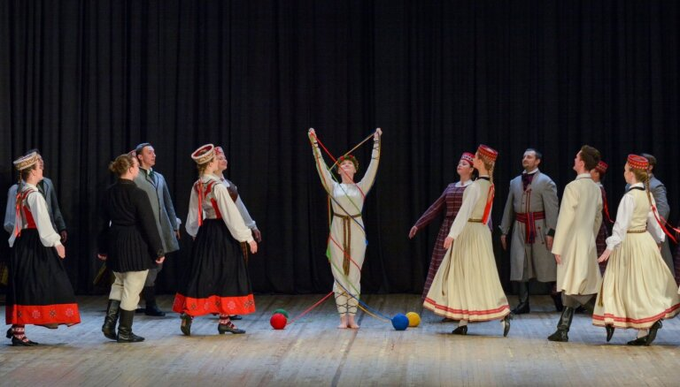 Simto jubileju svinēs Tautas deju ansamblis 'Katvari'