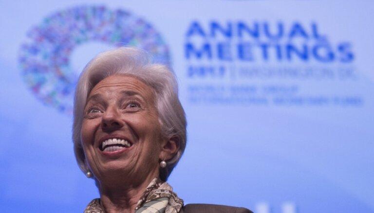 Dow Jones: Кристин Лагард - это неудачный кандидат на пост президента ЕЦБ