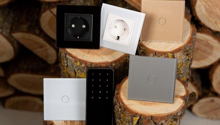 Dizaina, minimālisma un tehnoloģiju apvienojums tavā mājā