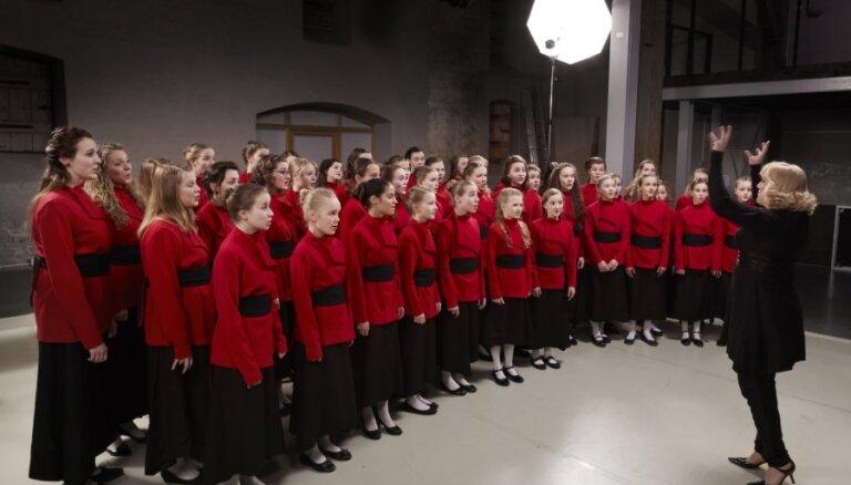 Rīgas Doma meiteņu koris svinēs 15 gadu jubileju