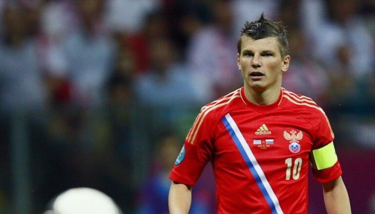 Капелло не вызвал Аршавина в сборную России