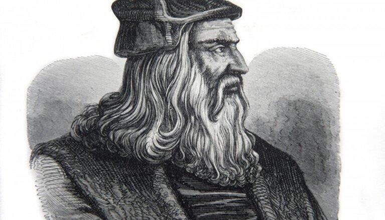Леонардо да Винчи был амбидекстром