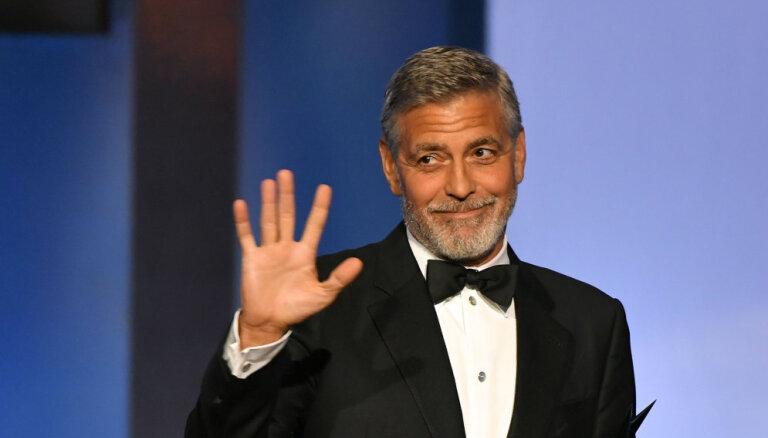 Джордж Клуни назван самым высокооплачиваемым актером года