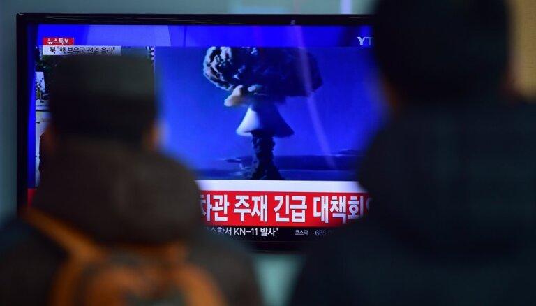 США готовились пойти на мировую с КНДР, пока та не испытала водородную бомбу