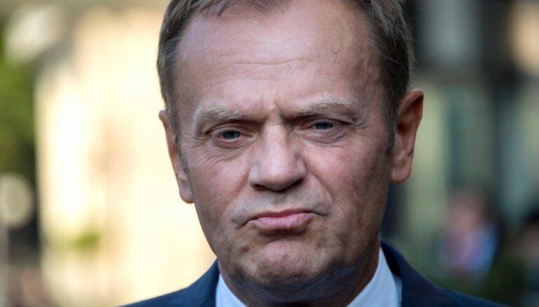 ES līderi vienojas pagarināt Krievijai noteiktās sankcijas