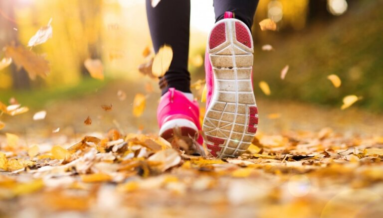 Saki liekā svara rezervēm 'Nē!' - zelta likumi fiziskās formas saglabāšanai rudens un ziemas sezonā
