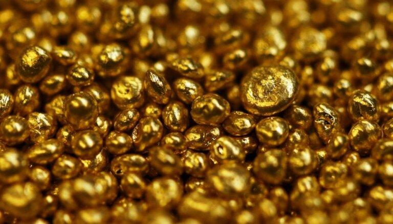 Золото подорожало до максимума за шесть лет