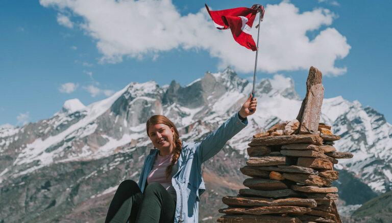 Ceļotāja Elīna Kalniņa: iepazīt pasauli ne vienmēr ir dārgi
