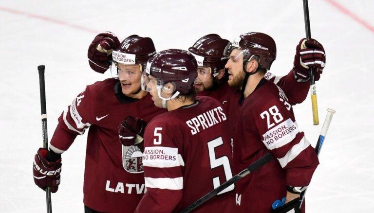 Sprukts: mums palīdz Latvijai labvēlīgs turnīra grafiks