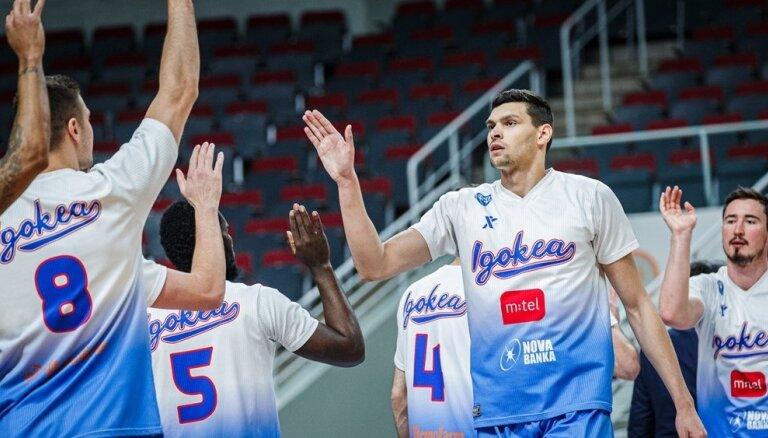 FIBA Čempionu līga: Covid-19 dēļ atcelta VEF konkurentu spēle