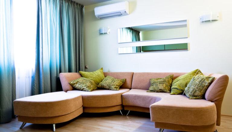 Kādu kondicionētāju izvēlēties - divdaļīgo vai mono?