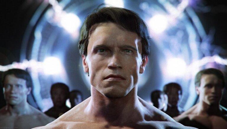 """ВИДЕО: Шварценеггер показал редкие кадры съемок второй части """"Терминатора"""""""