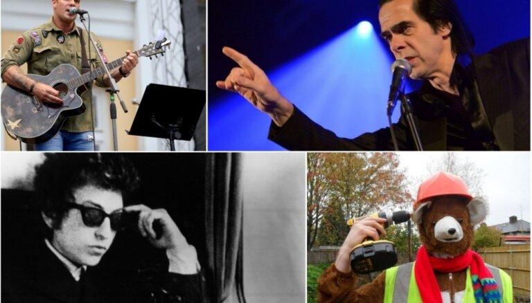 No Keiva līdz Kivičam. 10 mūziķi, kuri pievērsušies rakstniecībai