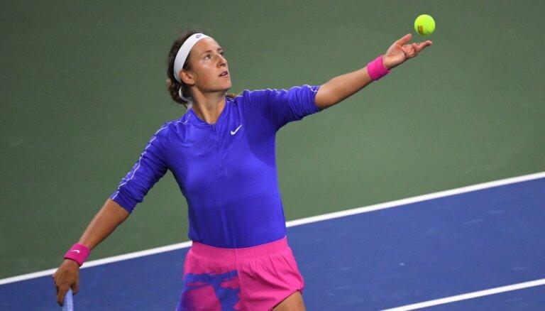 'US Open': noskaidroti visi ceturtdaļfināla dalībnieki