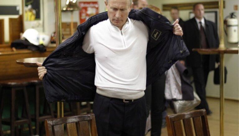 """Путин проведет """"Разговор"""" с россиянами 15 декабря"""