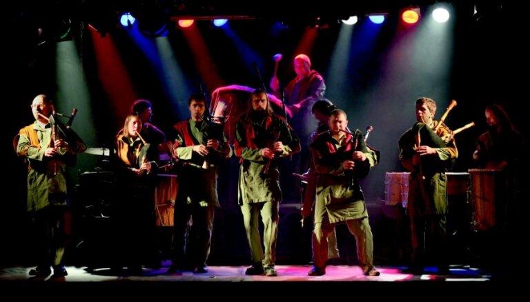 Bungu un dūdu grupa 'Auļi' izziņo 10 gadu jubilejas koncertu