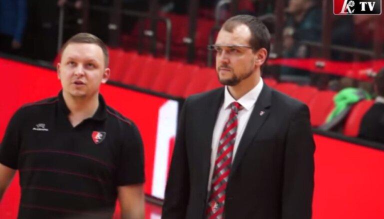 Video: Lietuvas basketbola grandu duelis Buškevica acīm