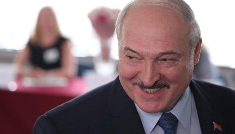 ЦИК Белоруссии: президентом избран Александр Лукашенко (дополнено в 15.27)