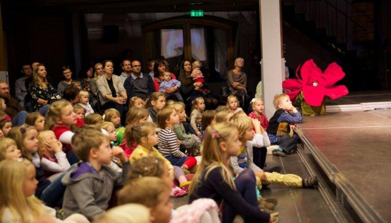 Koncertuzvedums 'Kā Lupatiņi draiskojās' pirmsskolas vecuma bērniem