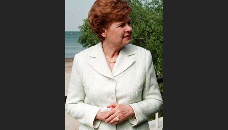 Россия заставляет президента Латвии нервничать