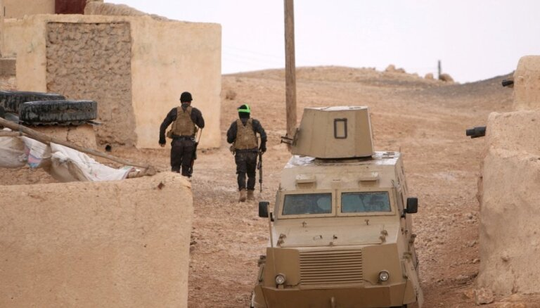 Сирийская армия заняла оплот курдов — город Манбидж
