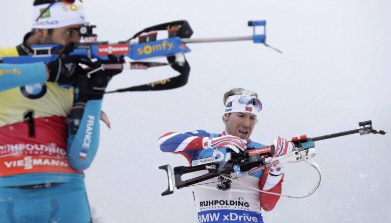 Три промаха не помешали Фуркаду выиграть пассьют, Расторгуев — в топ-10