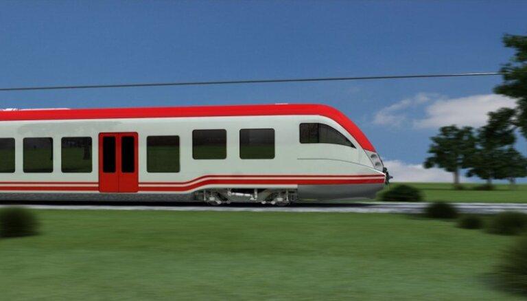 Vilcienu iepirkums: kamēr CAF vēl domā, piesakās trīs alternatīvie piegādātāji