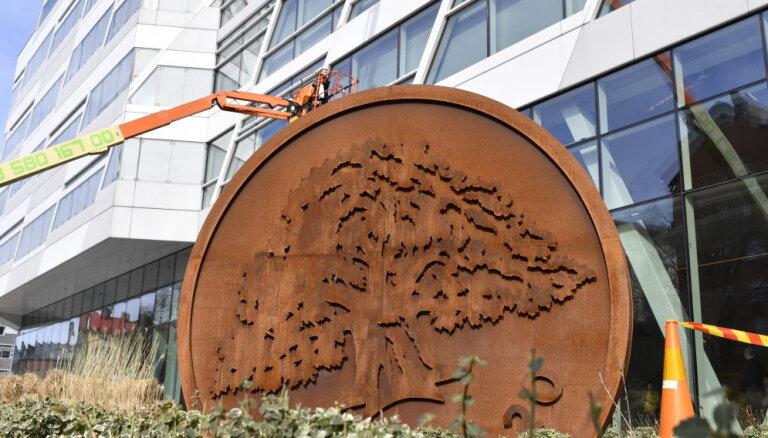 """Скандал с """"грязными деньгами"""": в главном офисе Swedbank прошел обыск"""